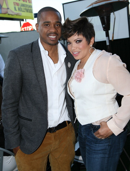 BET's 'Real Husbands Of Hollywood' Wrap Dinner - Xen Lounge