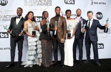 25th Annual Screen Actors Guild Awards - Press Room