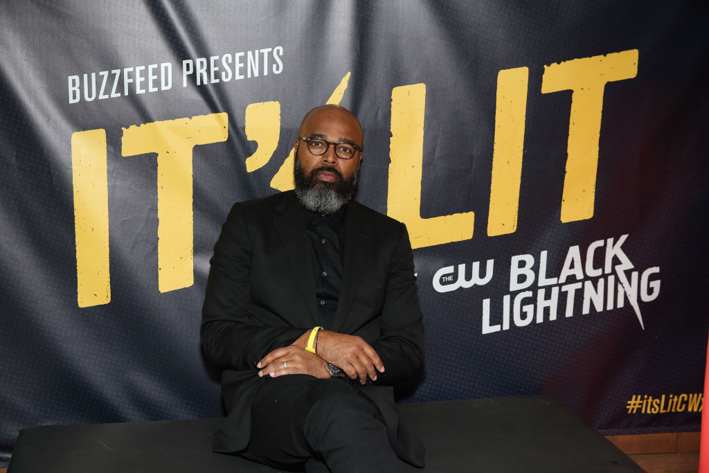 BuzzFeed Presents: IT'S LIT powered by The CW Black Lightning