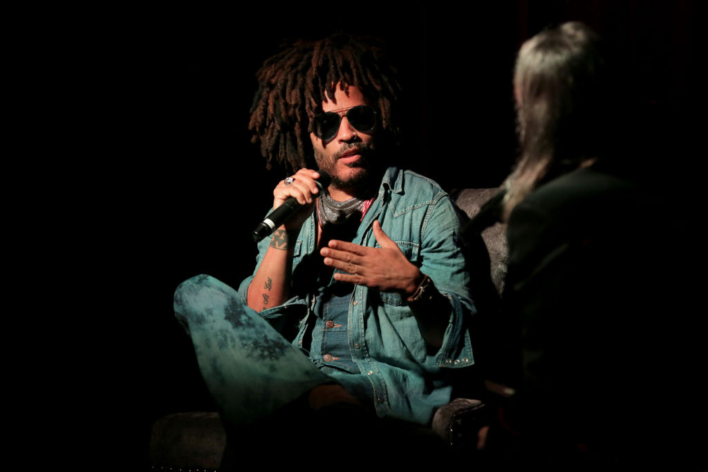 A Conversation with Lenny Kravitz