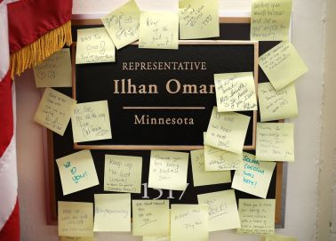House Democrats Denounce A Controversial Tweet By Rep. Ilhan Omar (D-MN) Critical Of Supporters Of Israel