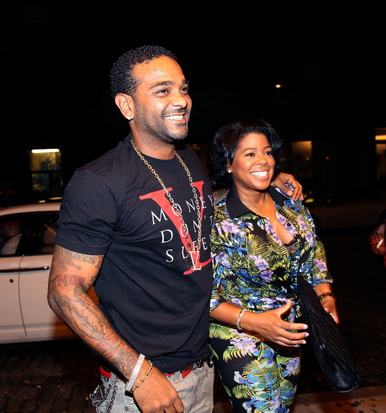 Jim Jones' 'Nasty Girl' Video Release Event And 'Chrissy and Mr. Jones' VH1 Taping