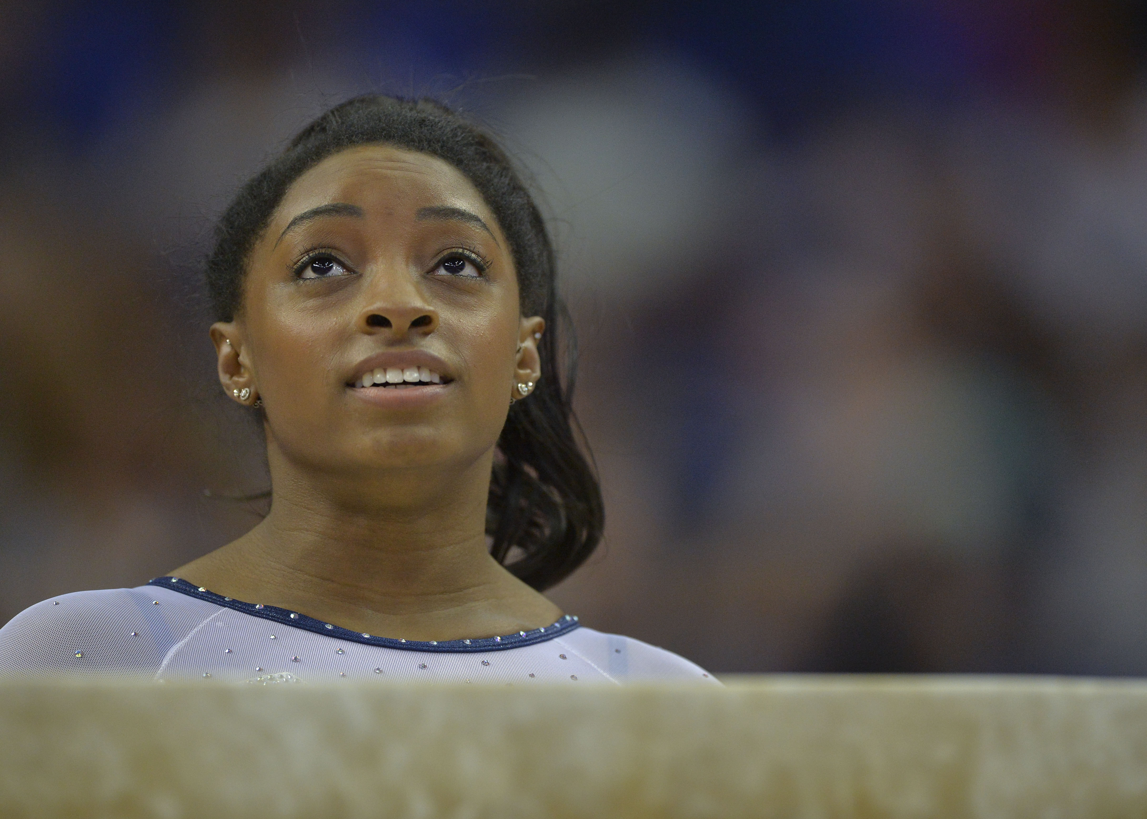 Simone Biles: Olympic gymnast slept all the time to deal