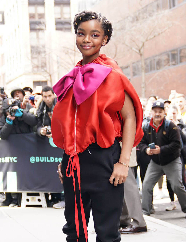 Celebrity Sightings in New York City - April 02, 2019