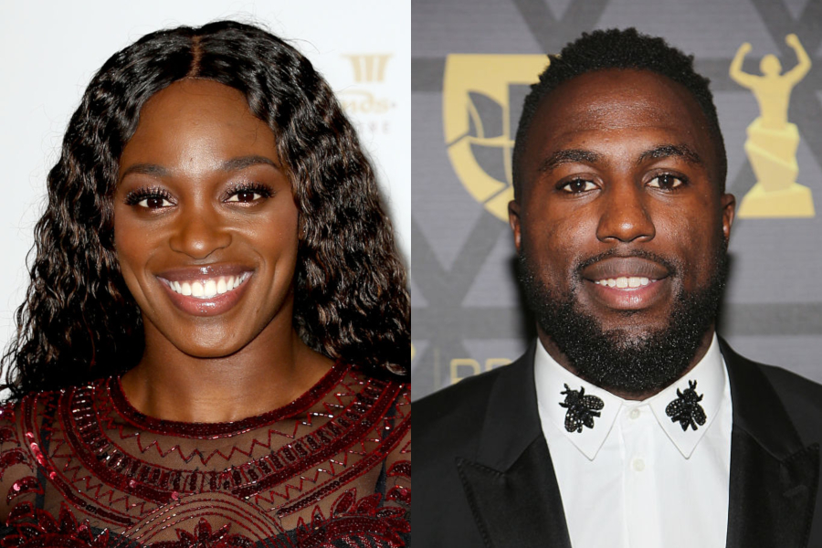 Sloane Stephens and Jozy Altidore