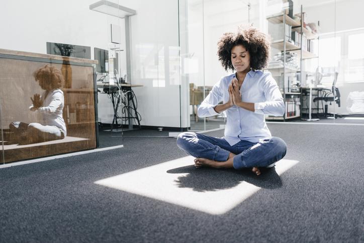 meditation and career success