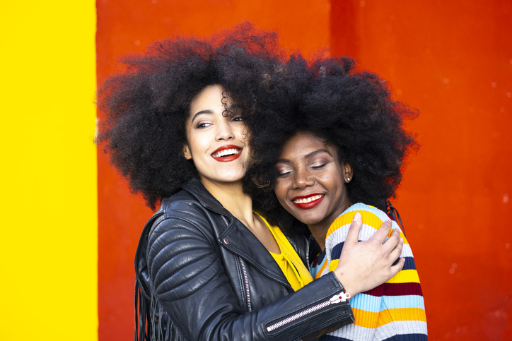 Women in color