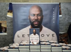 Common's Let Love: An Expression Of Art, Words & Song