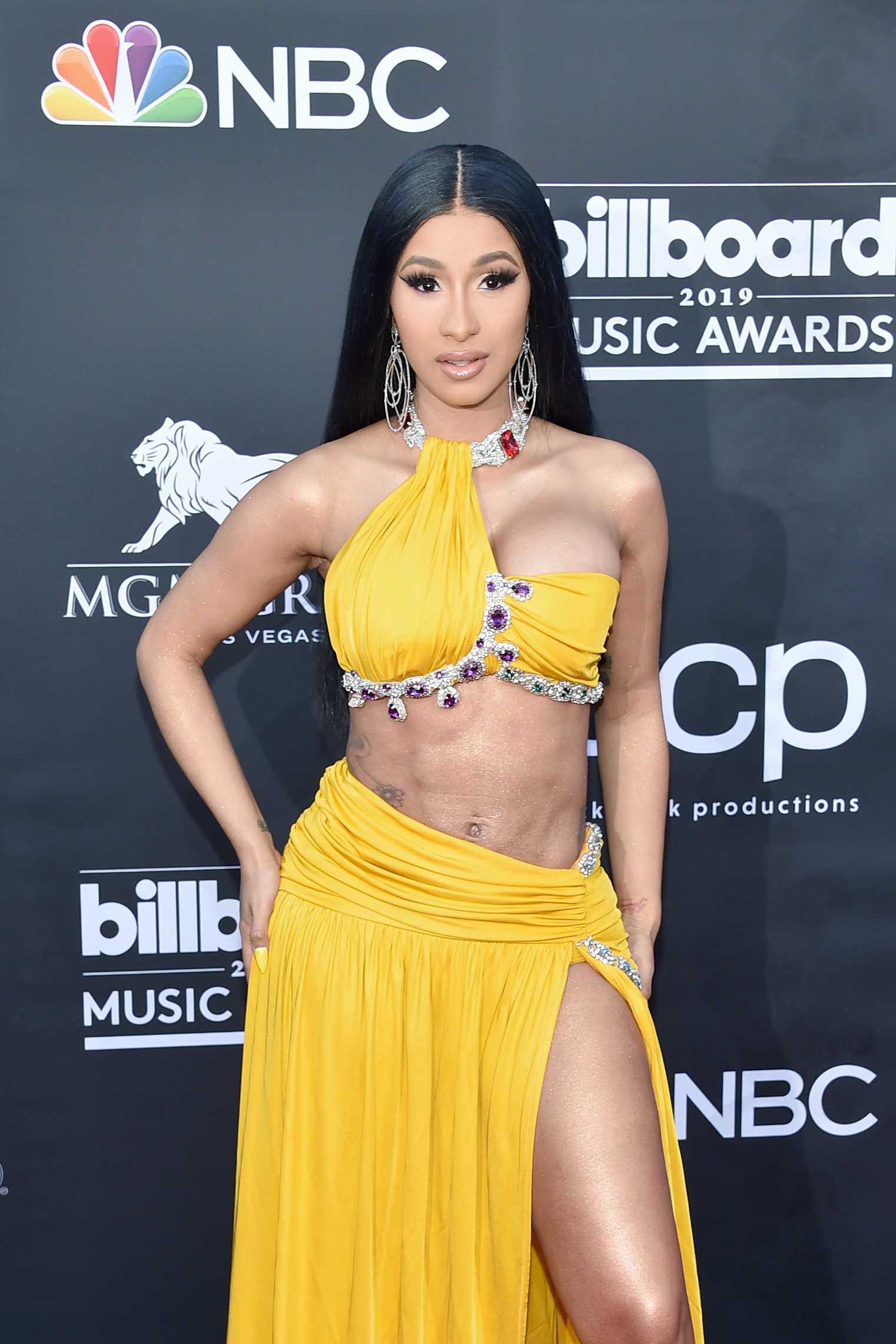 Cardi B wants to use her breasts to float