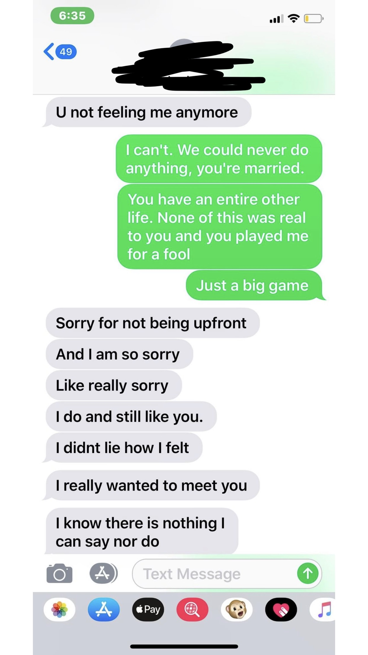 Dating Horror Story