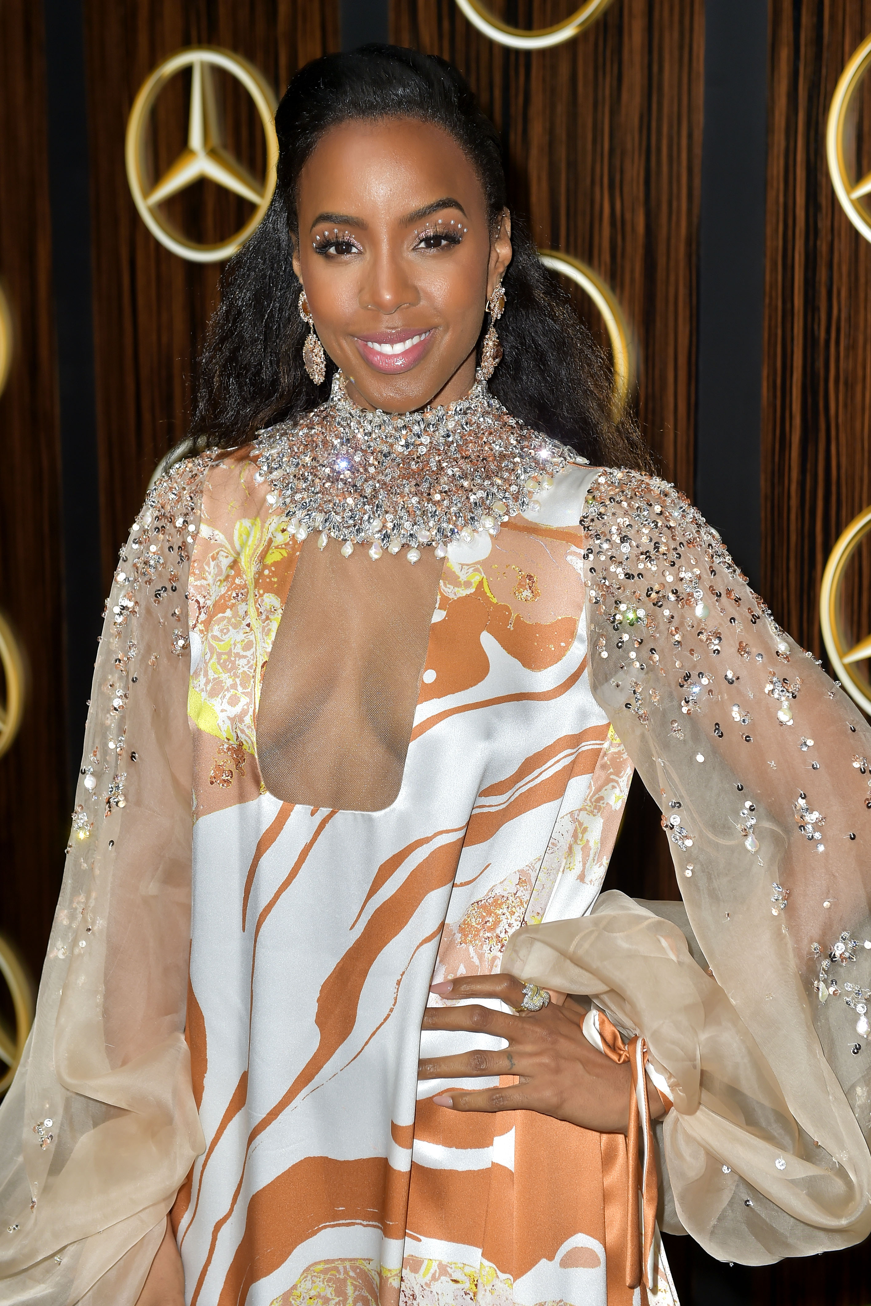 Mercedes-Benz USA Oscars Viewing Party - Arrivals
