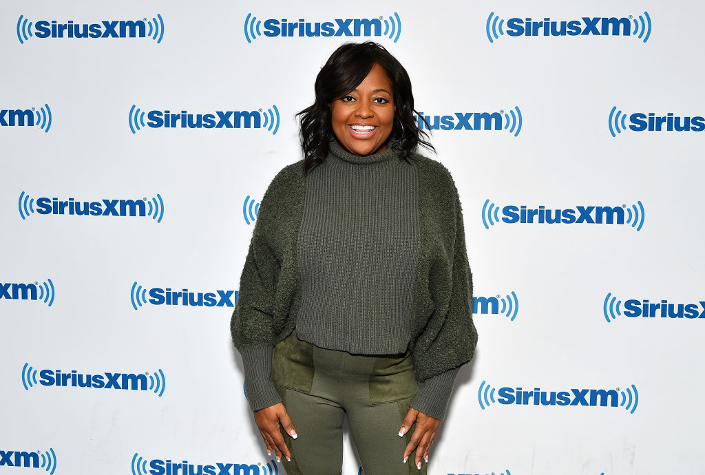 Celebrities Visit SiriusXM - February 6, 2019
