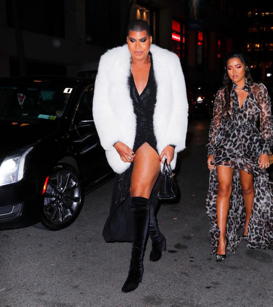 Celebrity Sightings In New York City - February 11, 2019