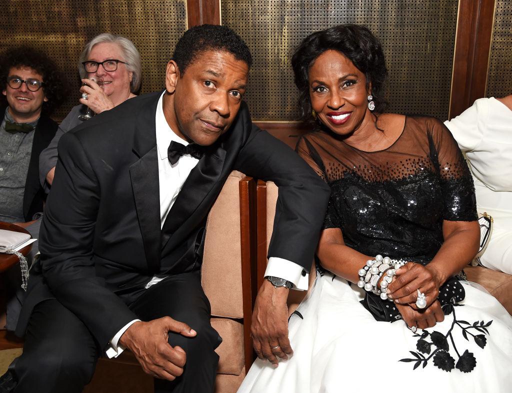 47th AFI Life Achievement Award Honoring Denzel Washington - Party