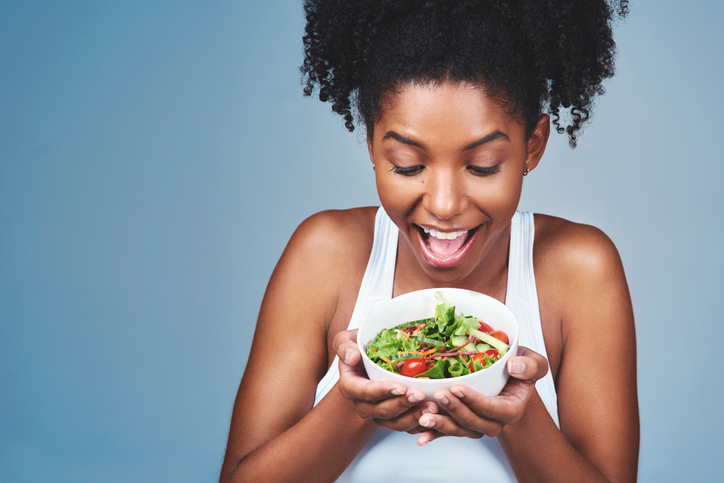 eat your veggies day