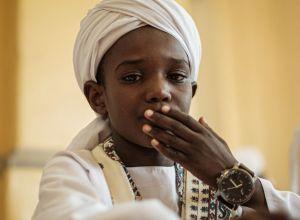 SUDAN-UNREST-PRAYERS