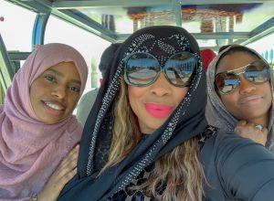 Girlfriends in Dubai