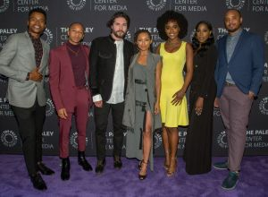 """The Paley Center For Media Presents: An Evening With """"Dear White People"""" - Arrivals"""