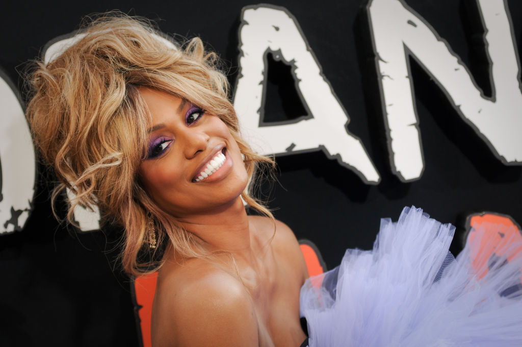 Laverne Cox attends the 'Orange Is The New Black' Final...