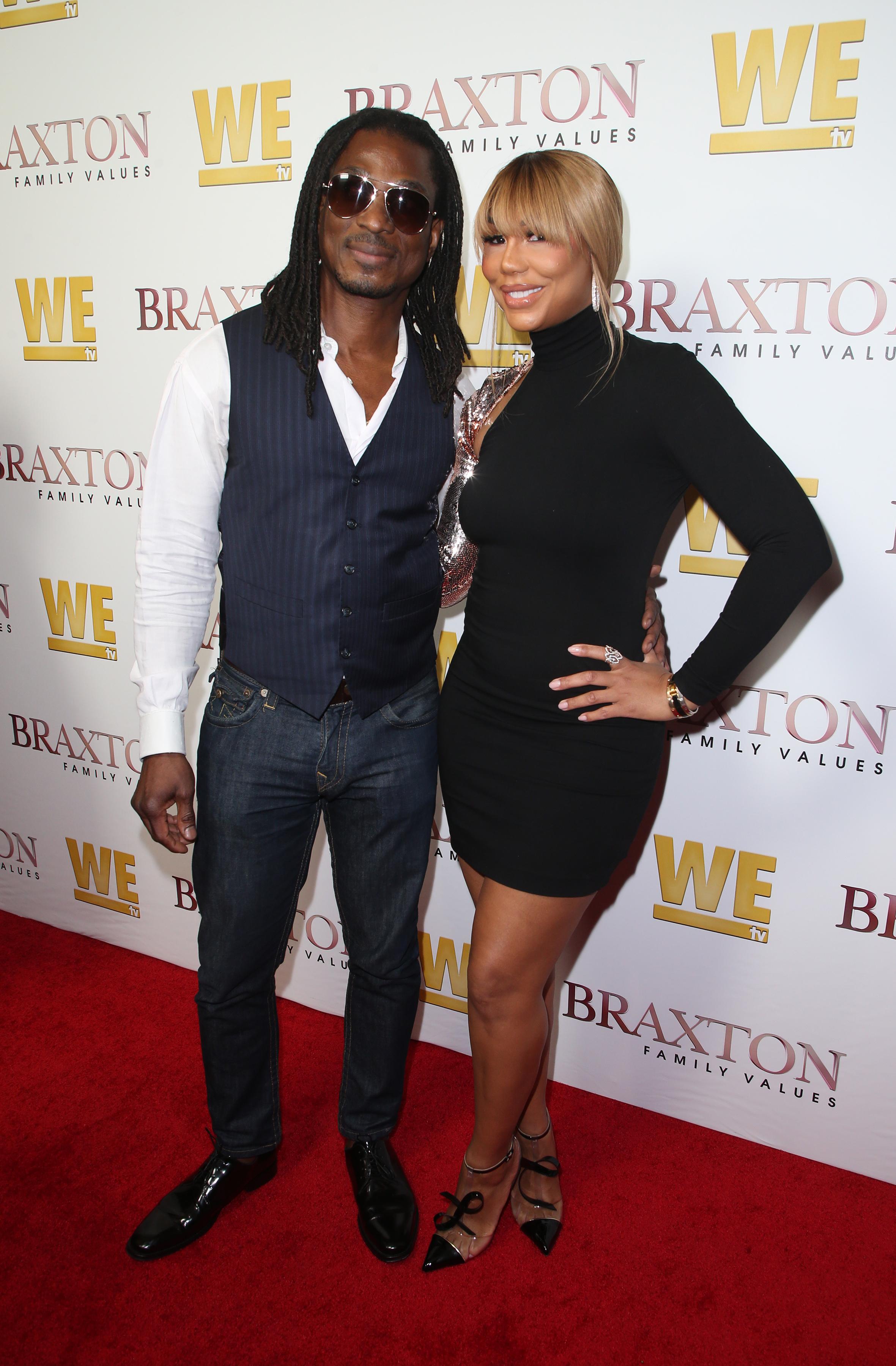 "WE tv Celebrates The Premiere Of ""Braxton Family Values"""