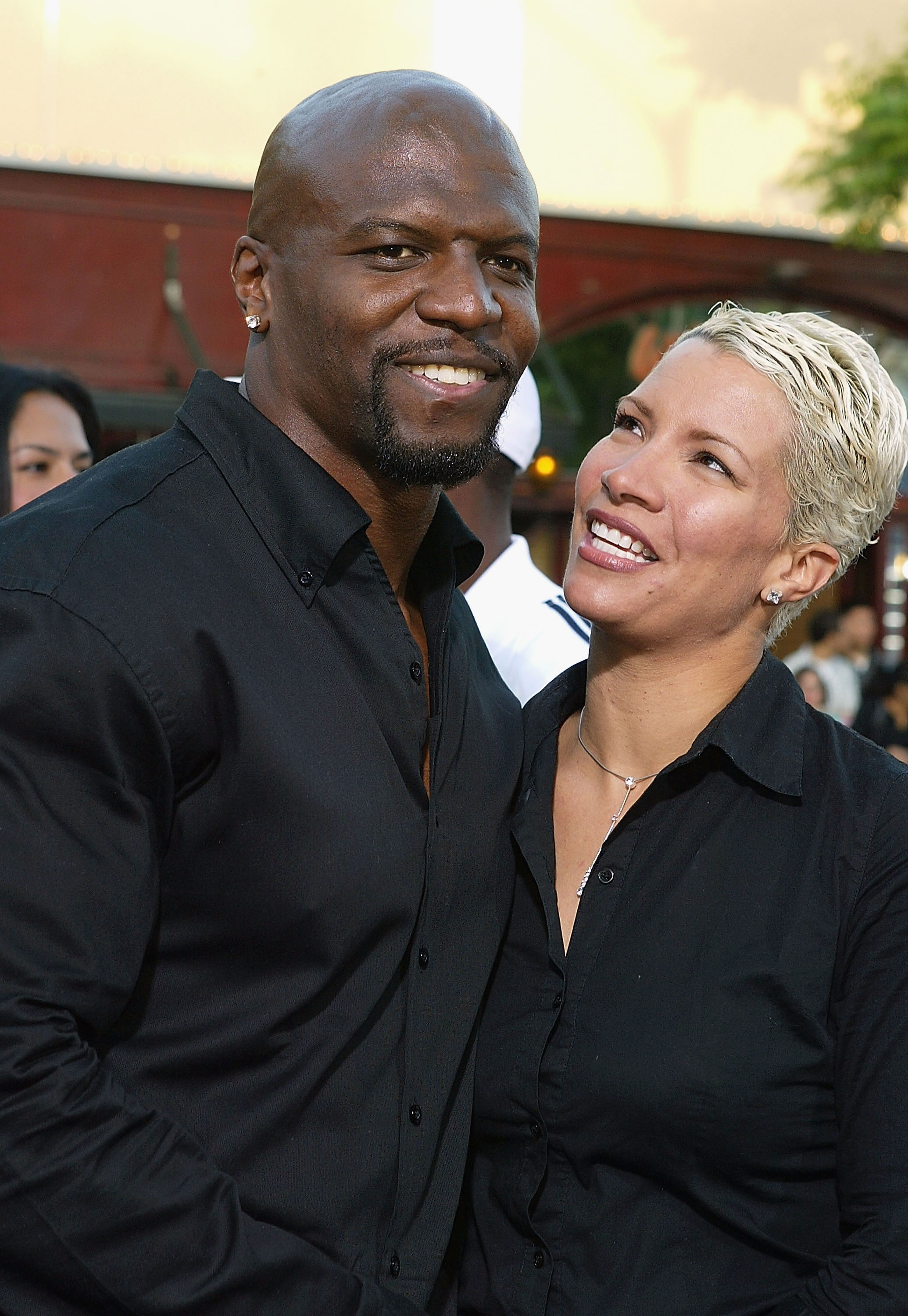 Terry Crews and Rebecca King Crews 30th anniversary