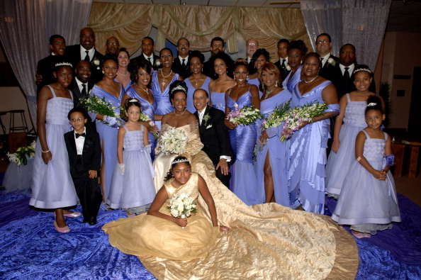 The Marriage Ceremony Uniting Ms. Sheryl Lee Ralph and The Hon. Senator Vincent Hughes