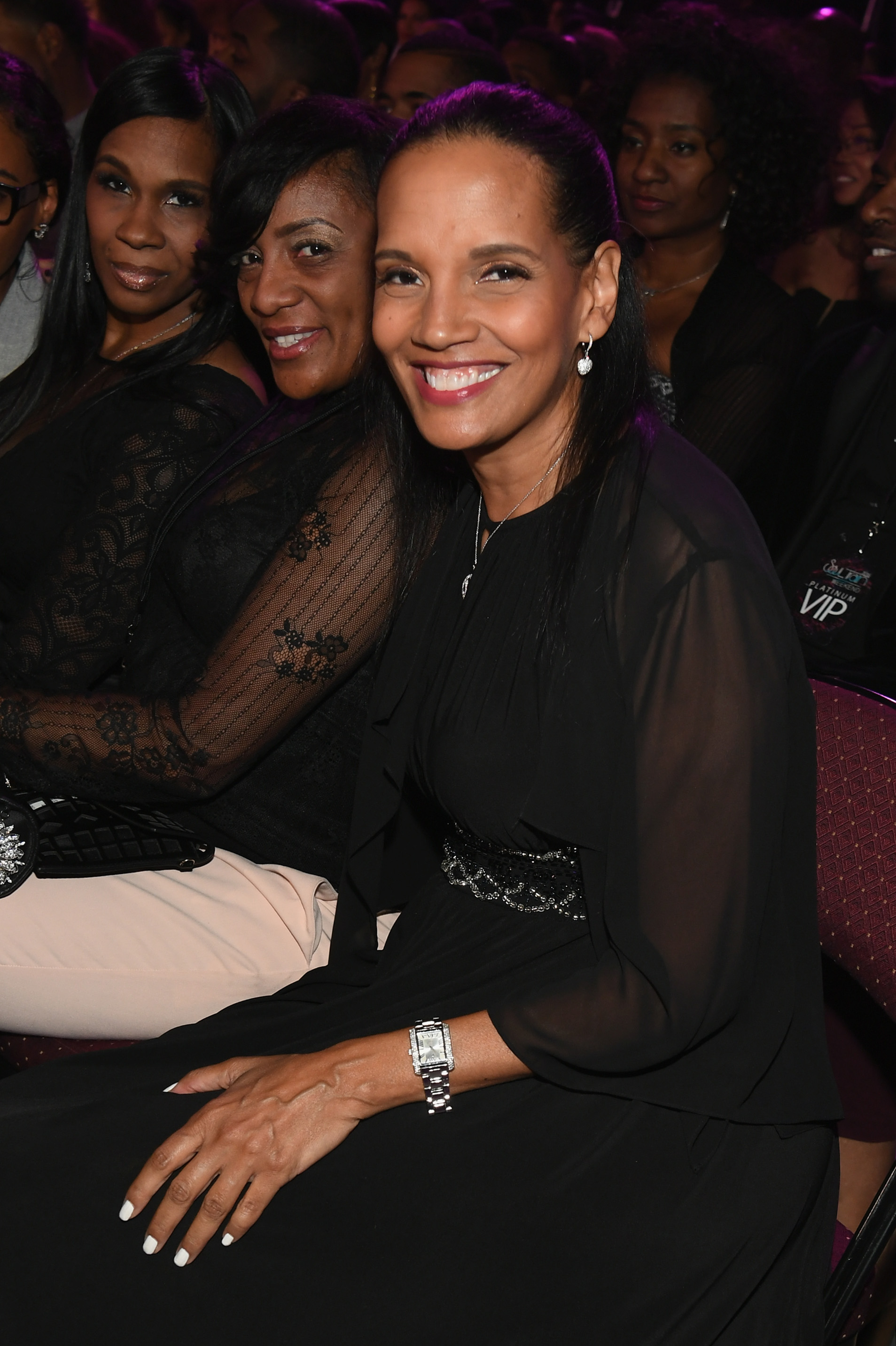 2016 Soul Train Music Awards - Backstage and Audience