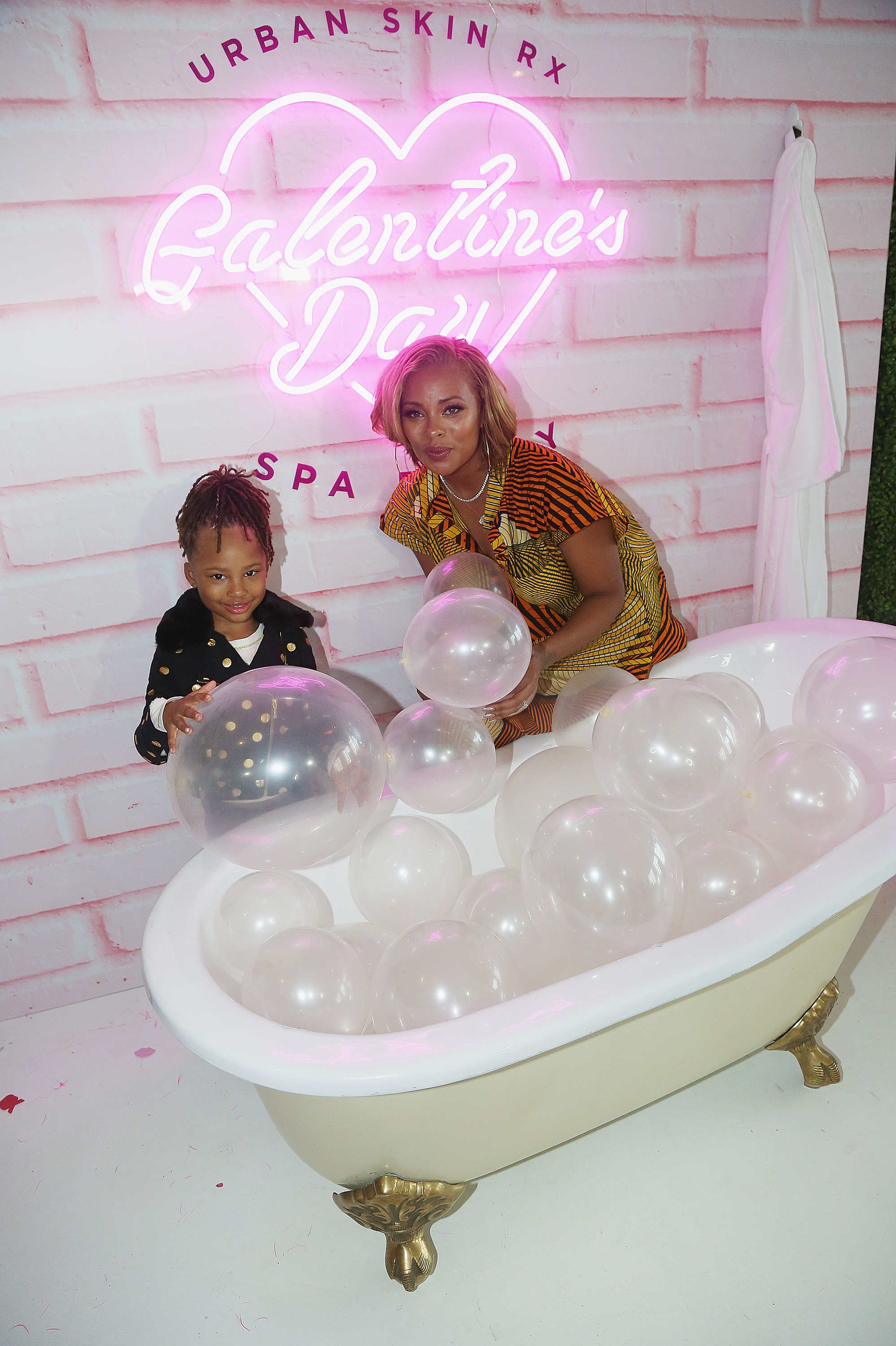 Eva Marcille and Marley Rae Sterling
