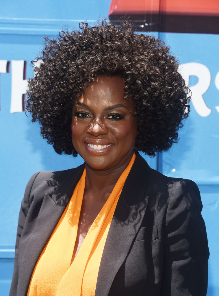 """Viola Davis at the Premiere Of Sony's """"The Angry Birds Movie 2"""" - Arrivals"""