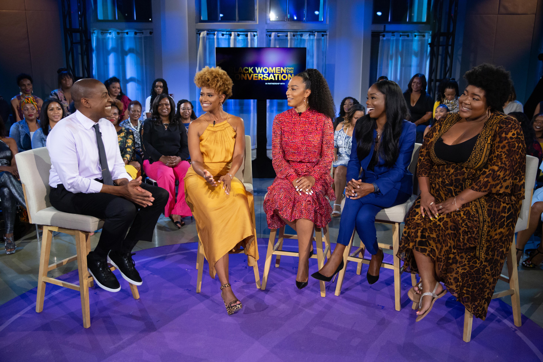 Black Women OWN the Conversation / MOTHERHOOD Episode