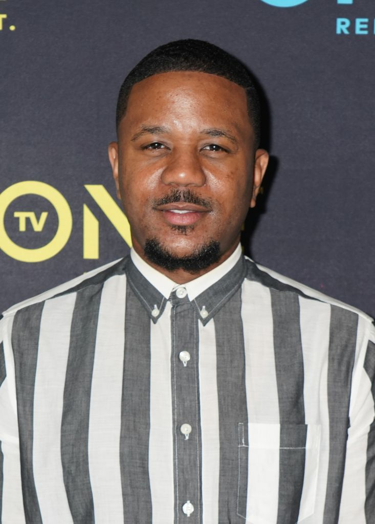 TV One At American Black Film Festival Industry Expo