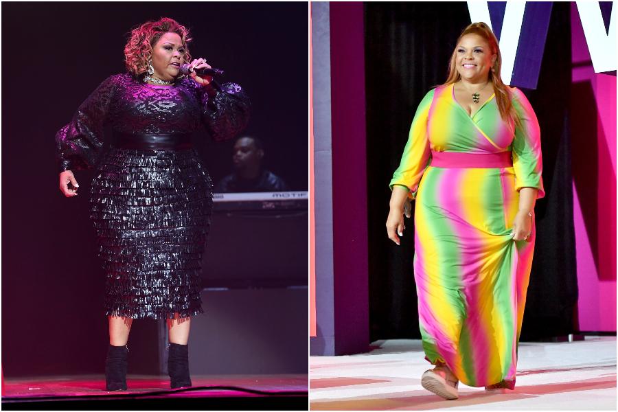 Tamela Mann weight loss