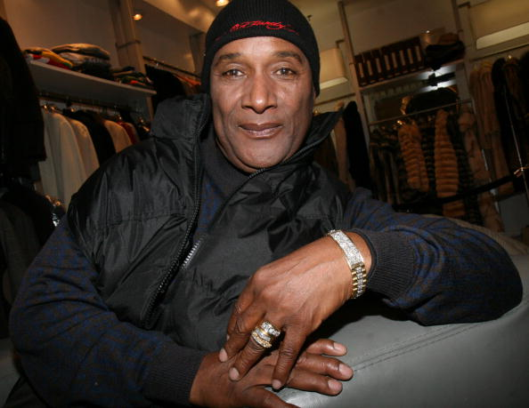 Paul Mooney Photo Shoot at The Apollo Theater- January 5, 2008