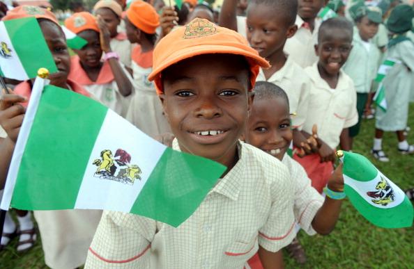 NIGERIA-POLITICS-ANNIVERSARY