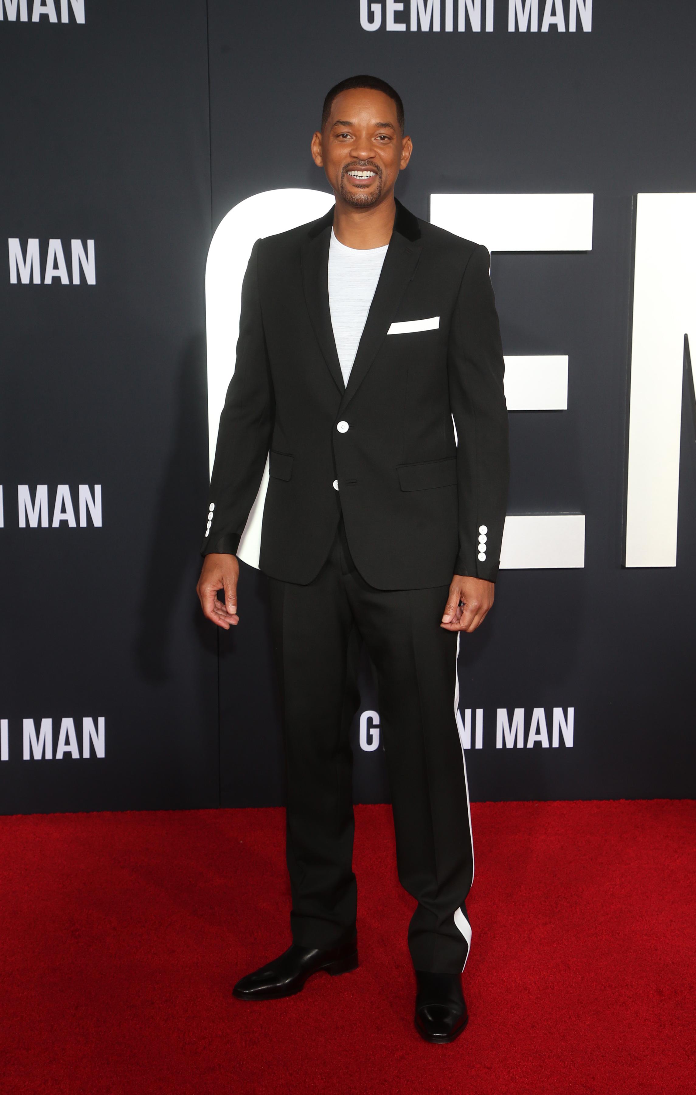 "Paramount Pictures' Premiere Of ""Gemini Man"""