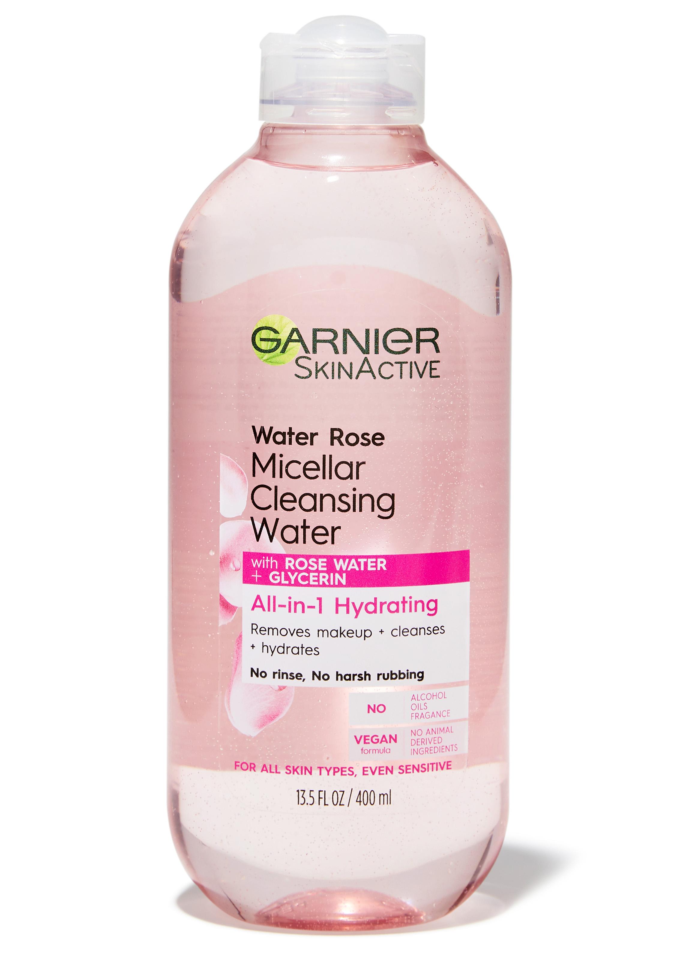 Garnier SkinActive Water Rose Micellar Cleansing Water