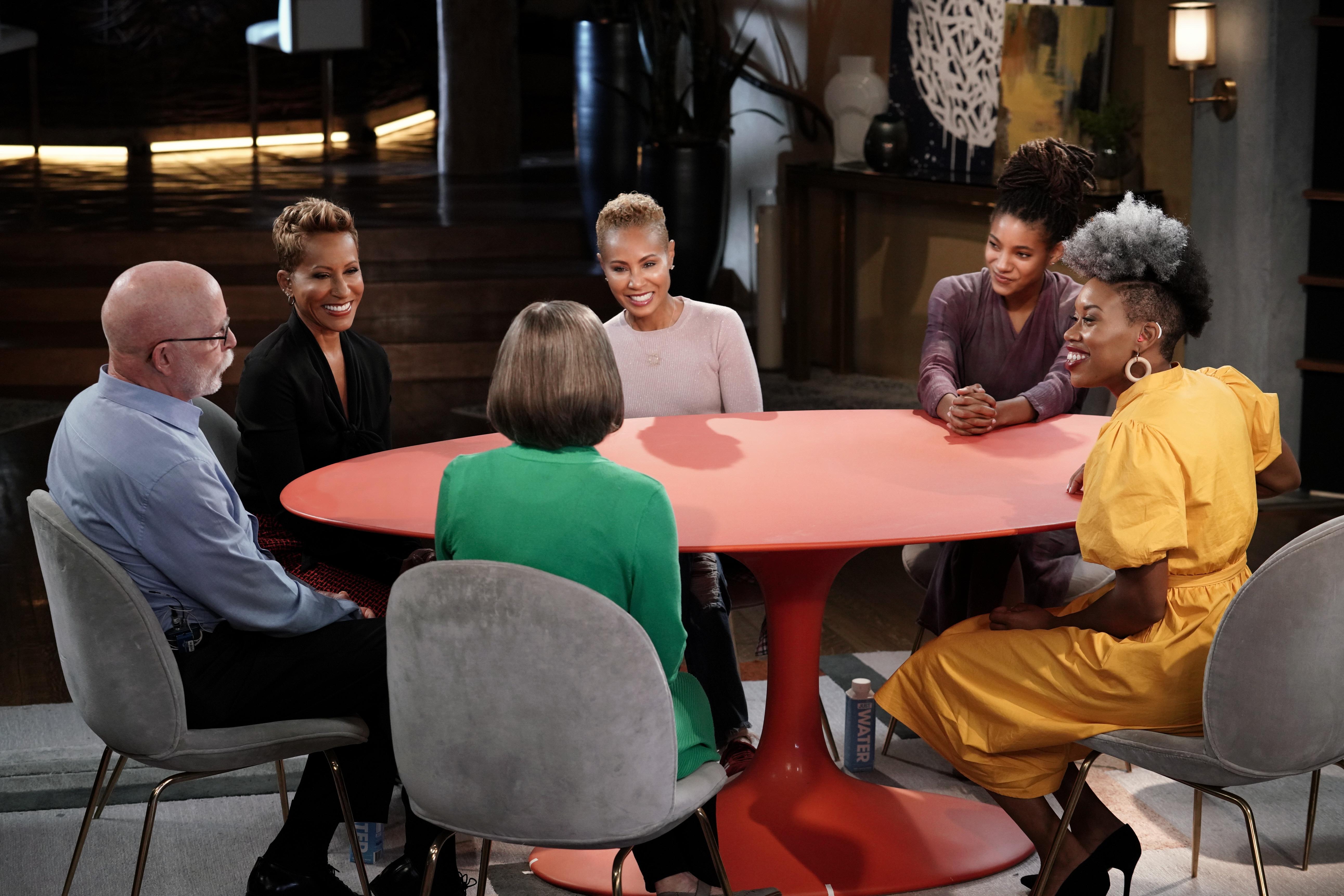 Angela Tucker Transracial Adoption Red Table Talk