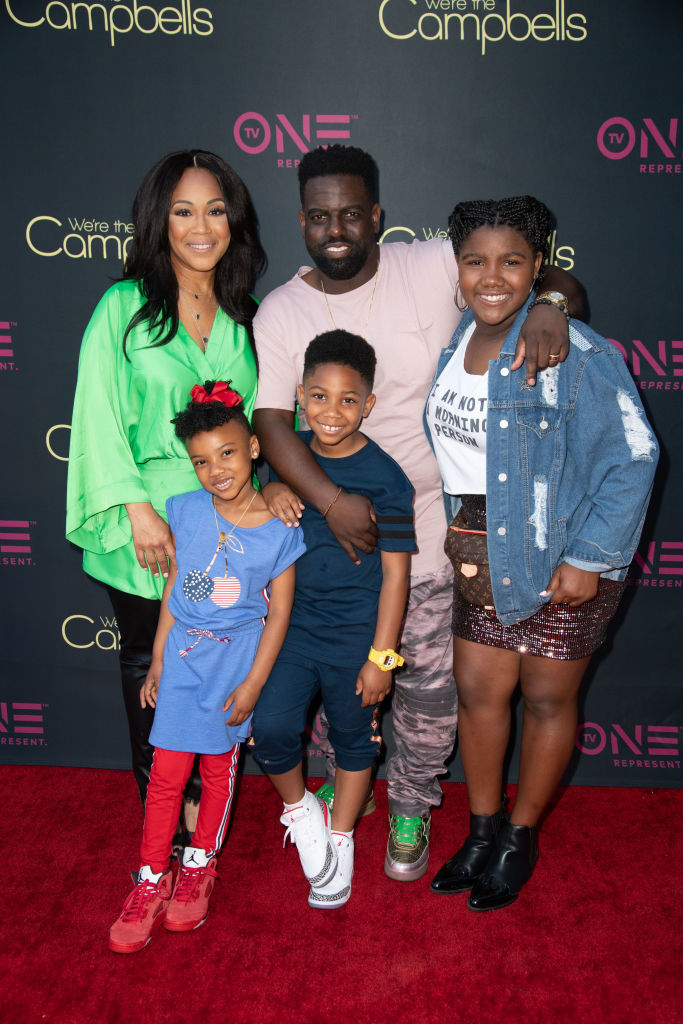 """TV One's """"We're The Campbells"""" Special Screening And Q&A"""