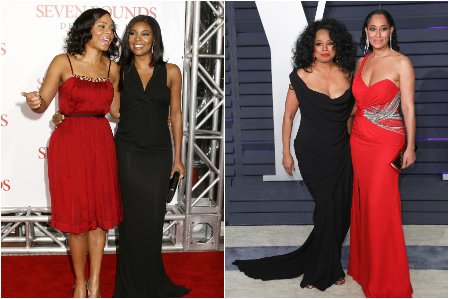 Gabrielle Union and Tracee Ellis Ross