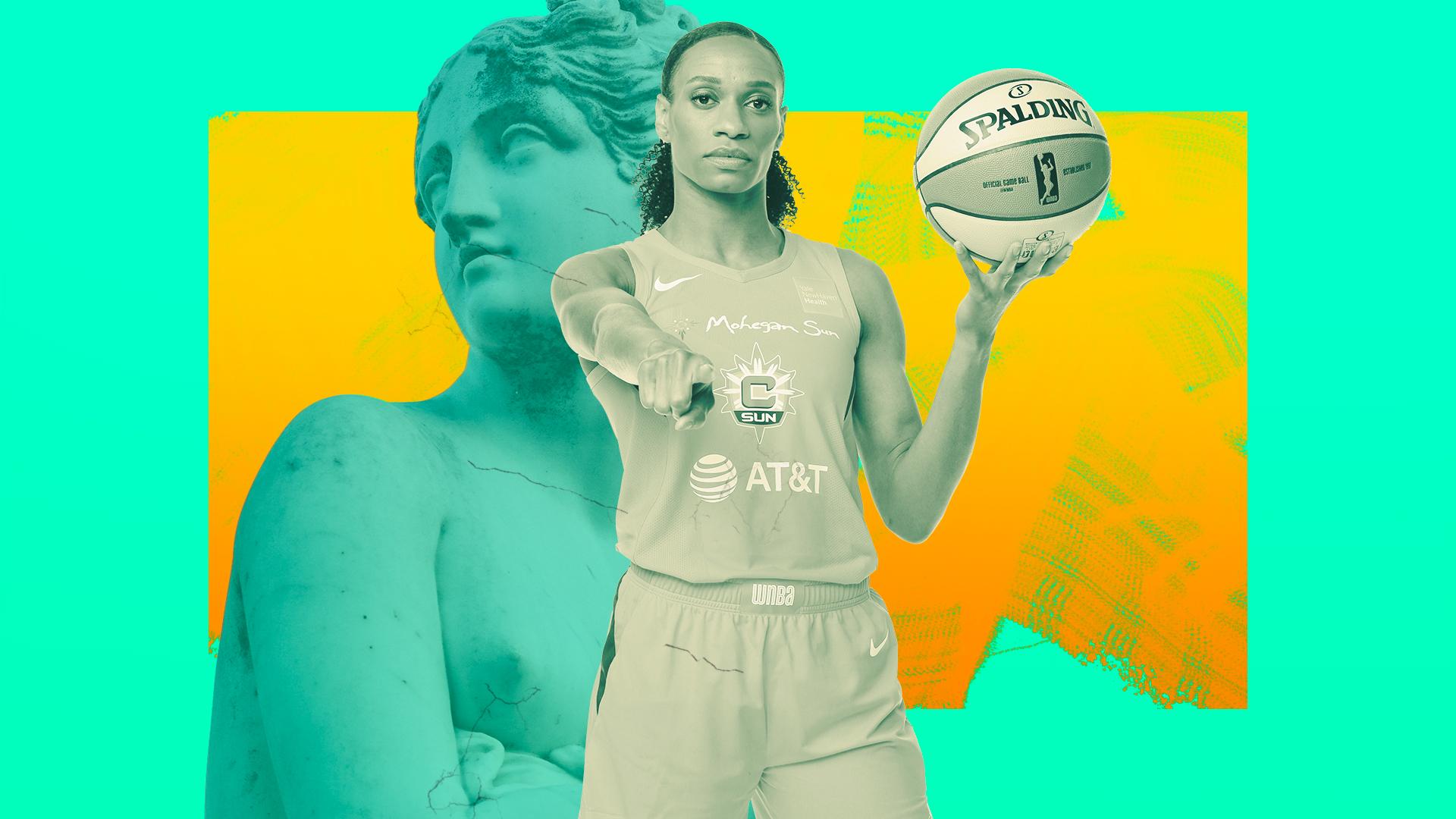 Women To Know: Connecticut Sun Player Jasmine Thomas