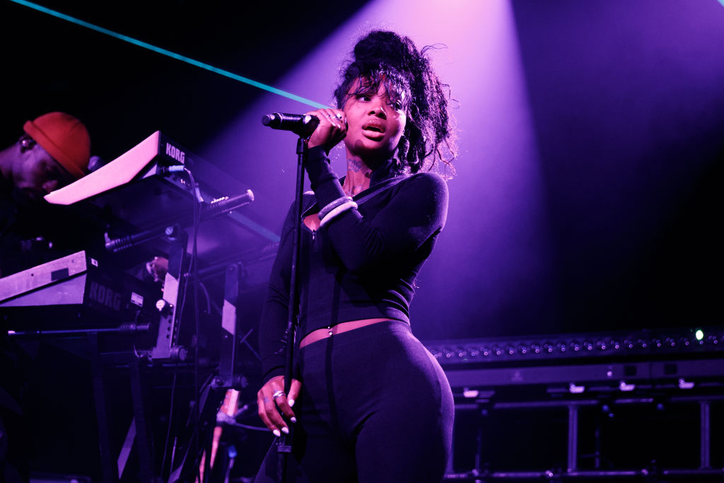 Summer Walker Performs At The Electric Brixton
