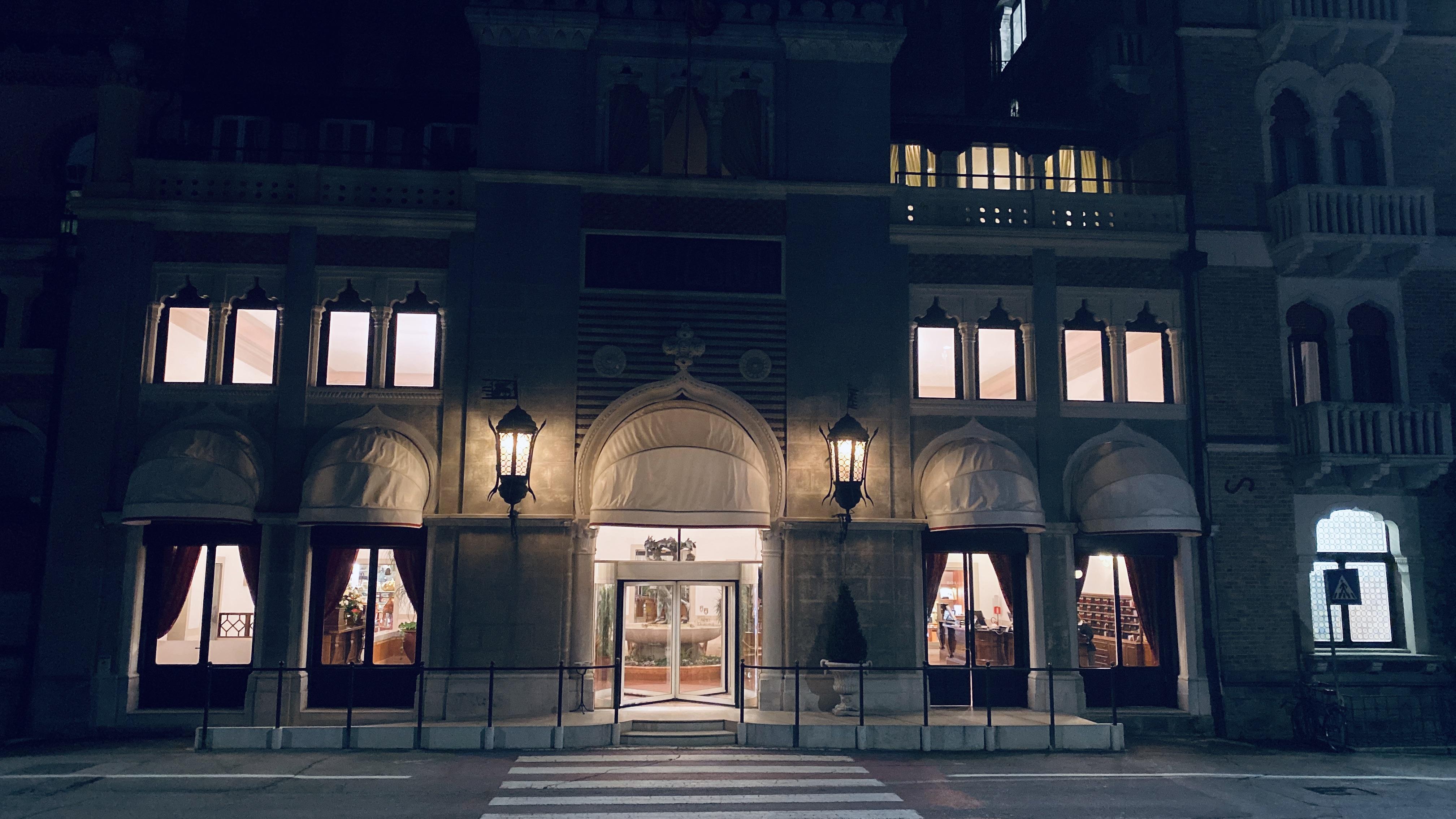 Hotel Excelsior Venice Lido Beach Resort