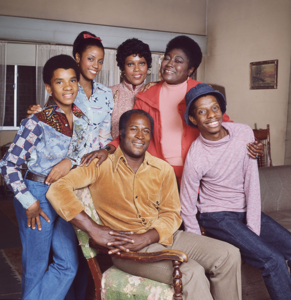 'Good Times' Cast Portrait