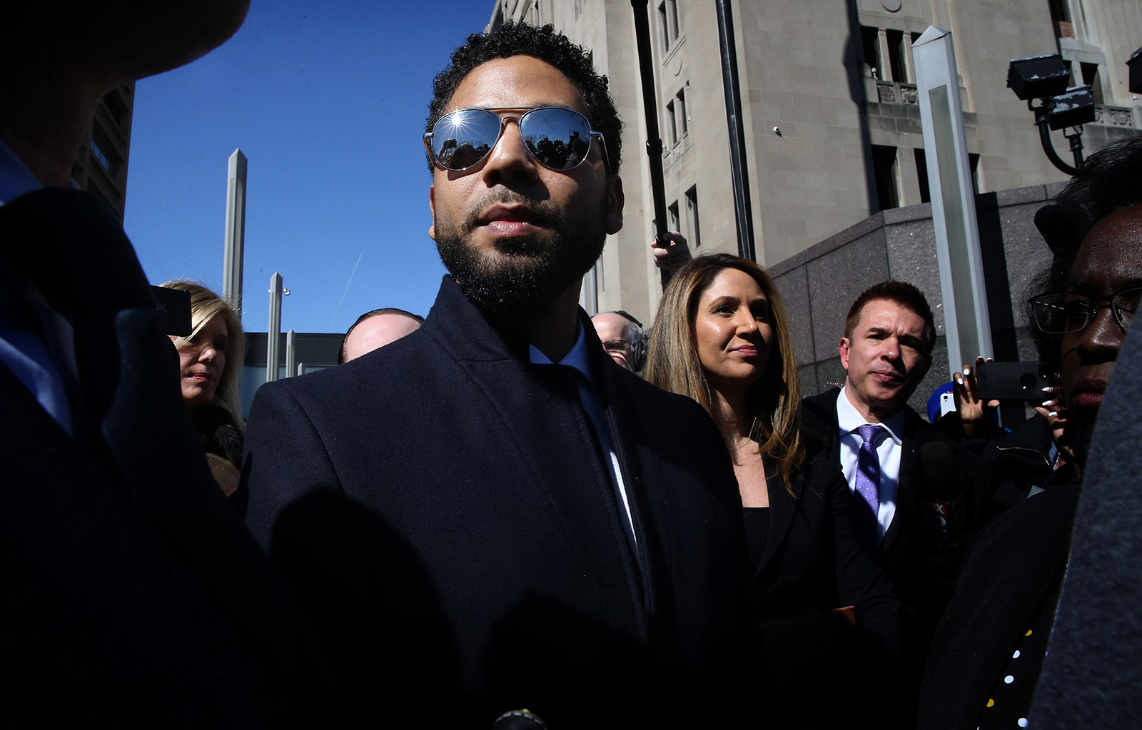 Judge appoints special prosecutor to look into Jussie Smollett controversy