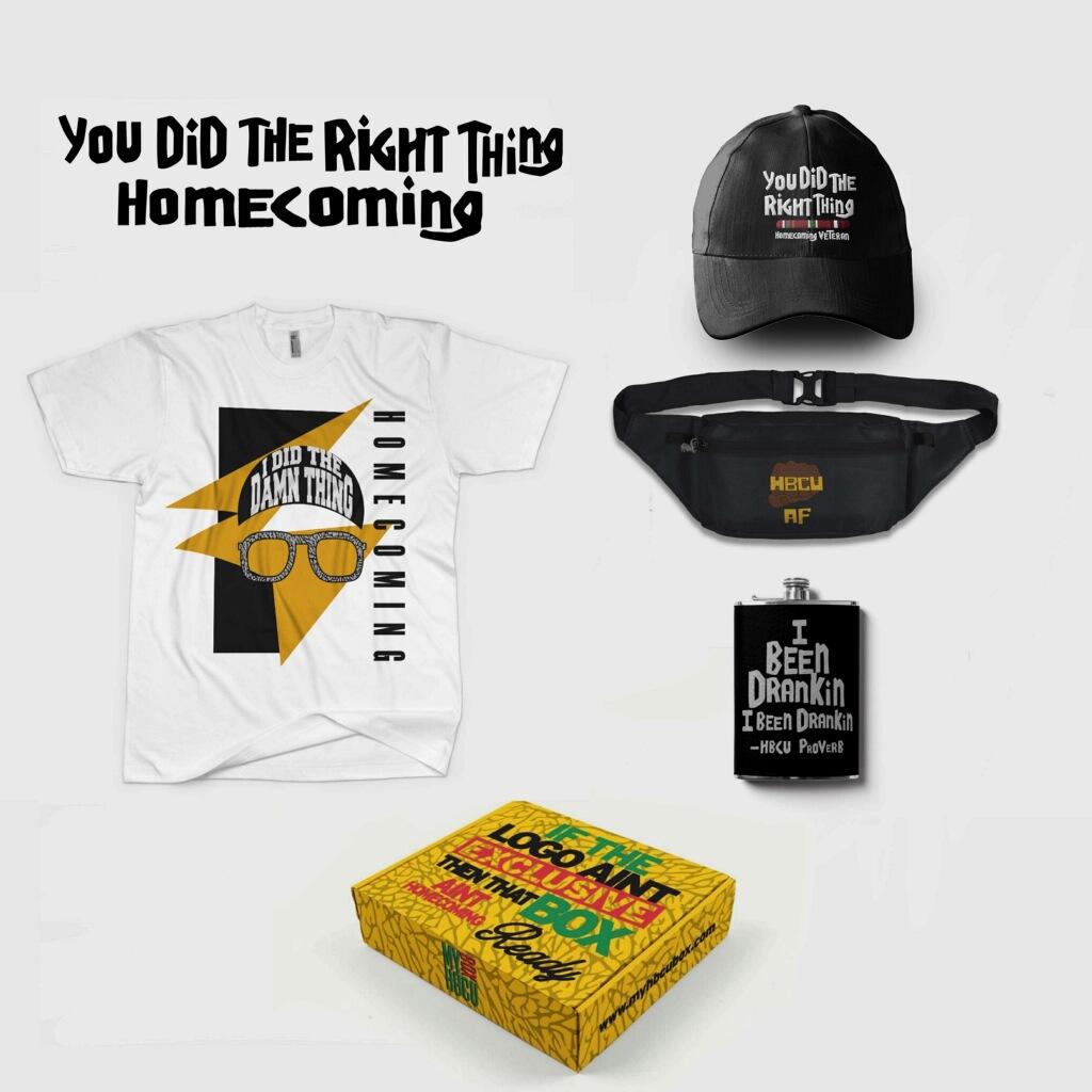 Hbcu box homecoming