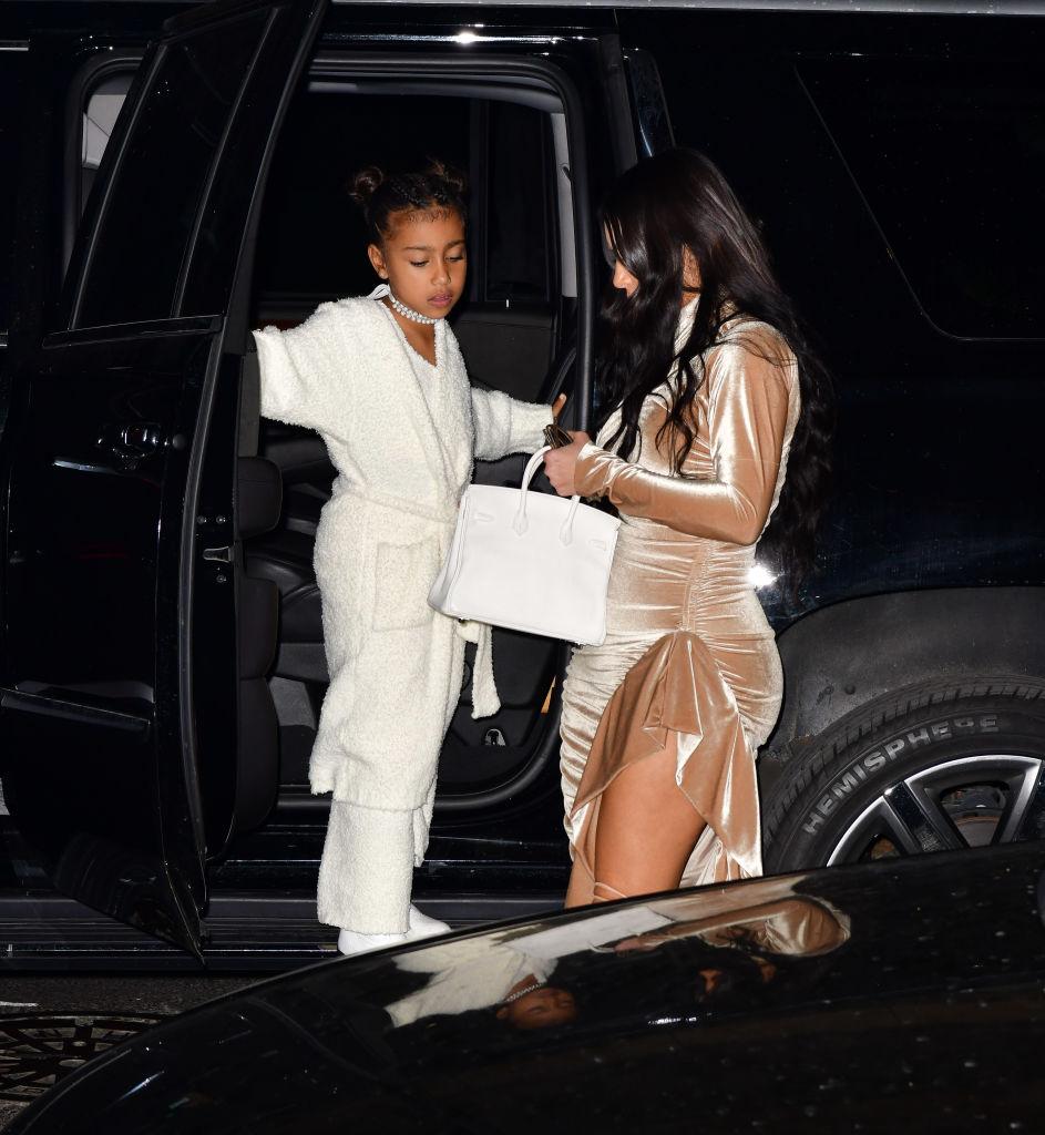 Celebrity Sightings in New York City - December 22, 2019