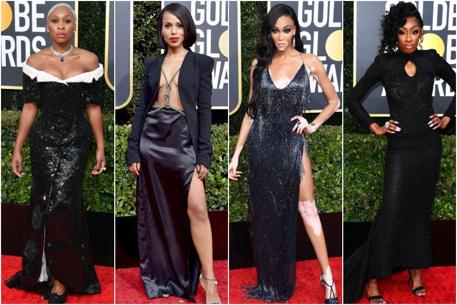 Golden Globes fashion 2020