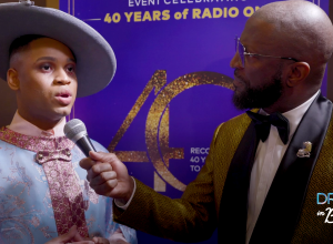 Rickey Smiley Urban One Honors Red Carpet