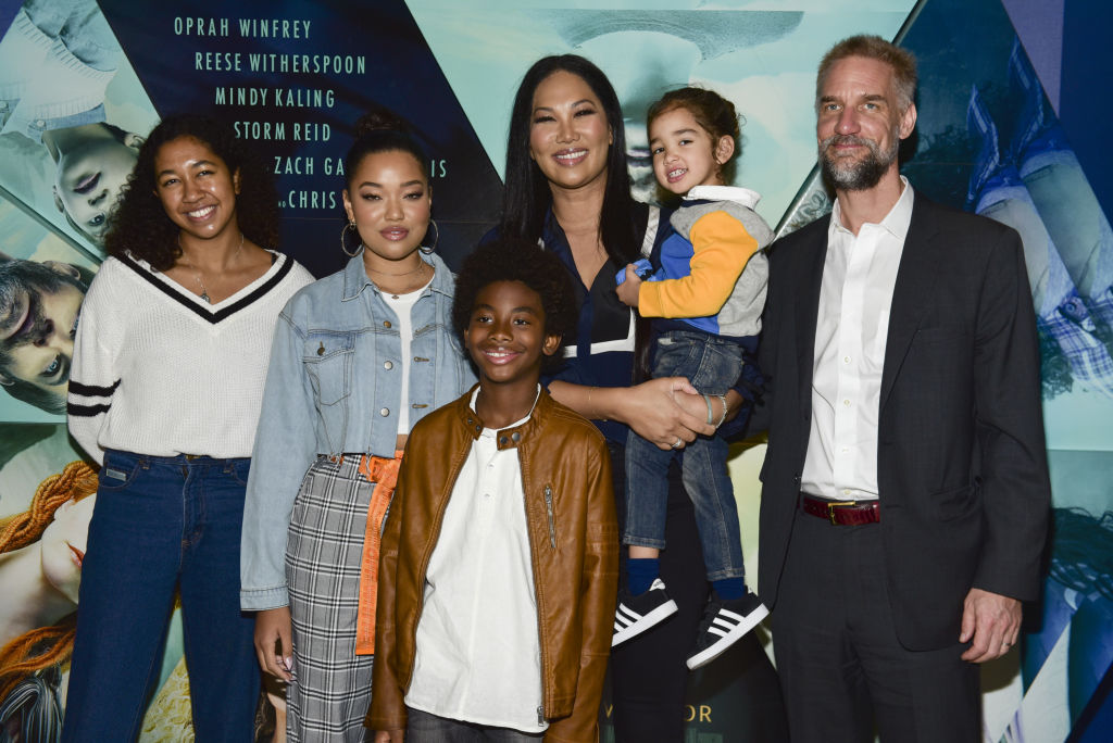"""Kimora Lee Simmons Hosts Special Screening Of """"A Wrinkle In Time"""" For Disadvantaged Youth"""