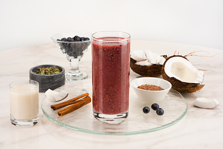 healthy beverages besides water